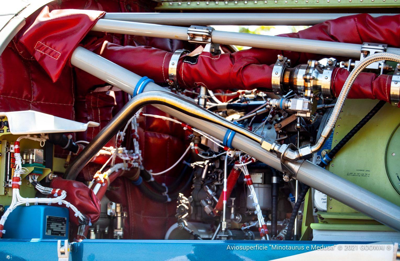 Il motore del Pilatus PC-12