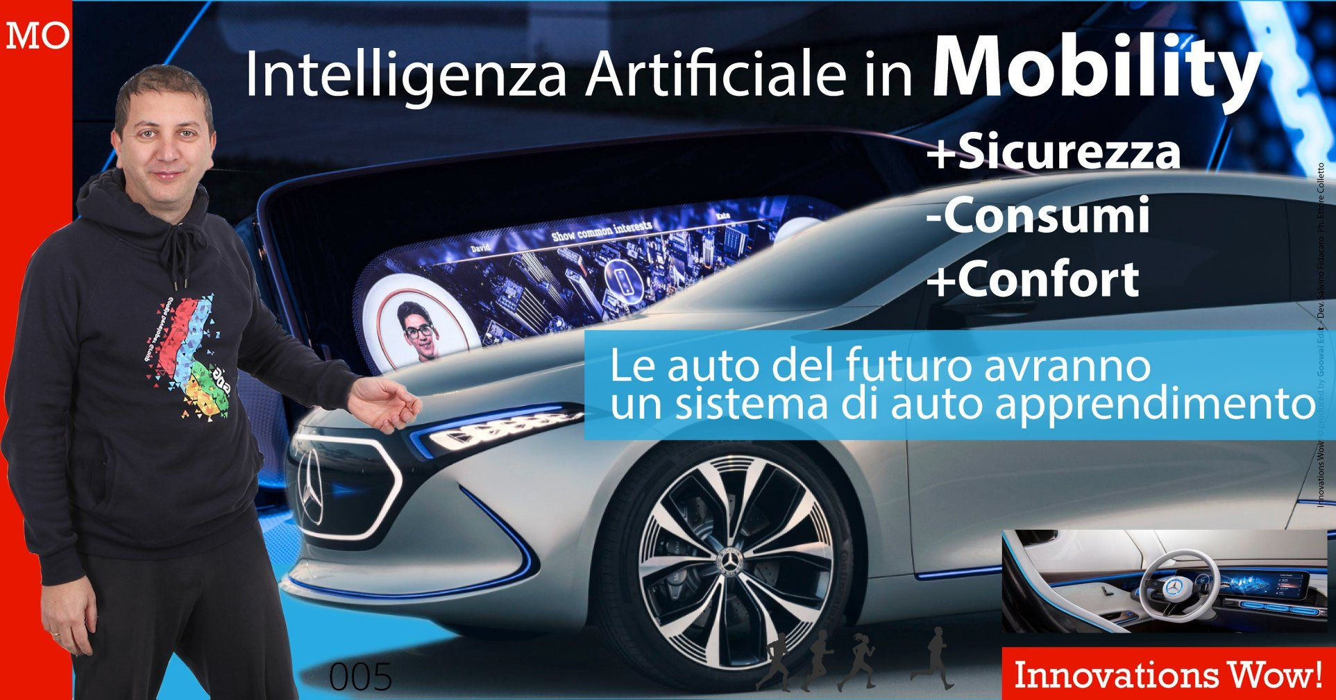 Intelligenza Artificiale in Mobility