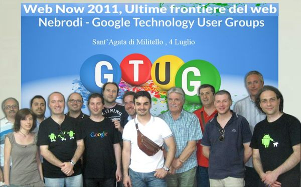 Una nuova community di developers Google sui Nebrodi il GTUG